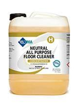 Concentrated Neutral All Purpose & Floor Cleaner (H)