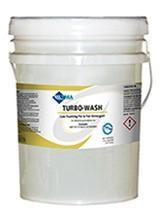 Turbo-Wash / Low Foaming Pot & Pan Detergent