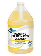 Foaming Chlorinated Cleaner