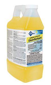 Lemon Disinfectant 108695 W
